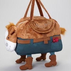 🆕️ NWT Harry Hoofs Snuggle Duffle Bag